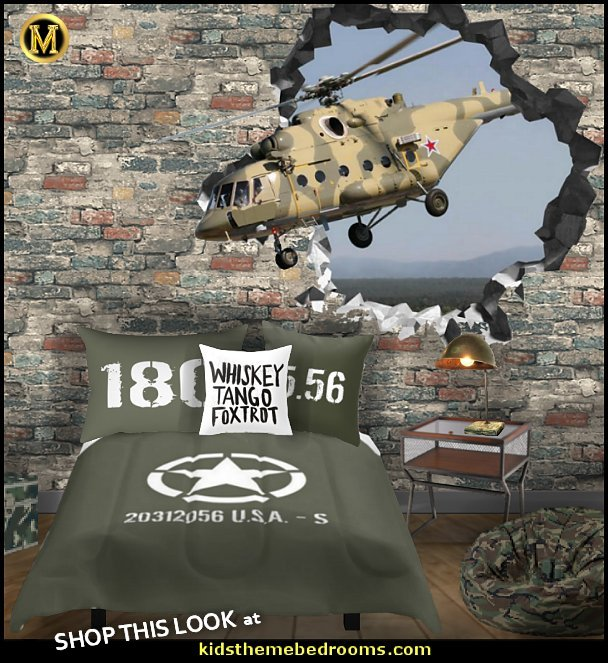 army bedroom plane through wall decal army room decor army bedroom decorating Army bedroom ideas - Army Room Decor - Military bedrooms camouflage decorating - Marines decor boys army rooms - camo themed rooms - Military Soldier - Uncle Sam Military home decor - Airforce Rooms - military aircraft bedroom decorating ideas - boys army bedroom ideas - Navy themed decorating