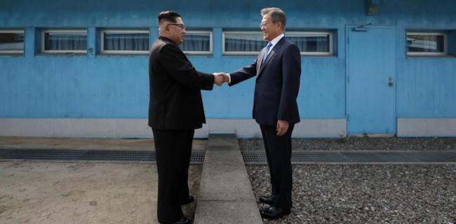 Tampik Rumor, Korea Selatan: Kim Jong Un Masih Hidup Dan Sehat