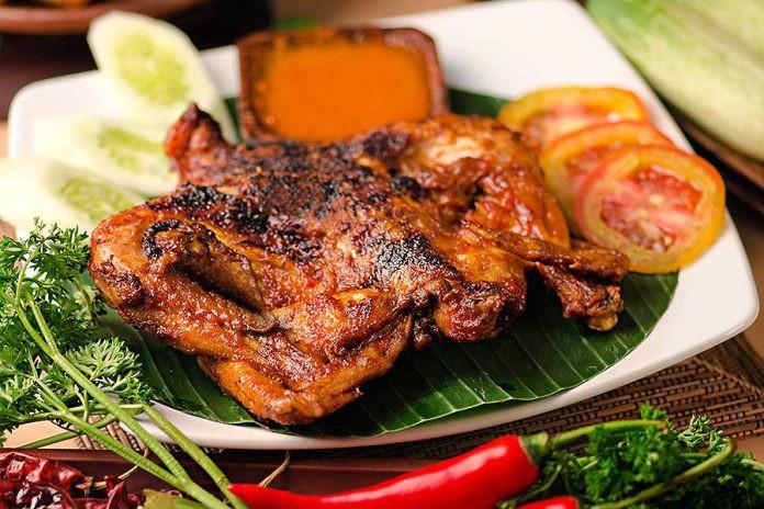 Resep Makanan Tradisional Ayam Taliwang