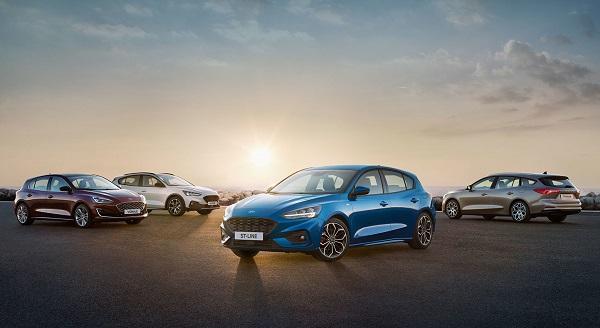 Nuevo Ford Focus IV 2019
