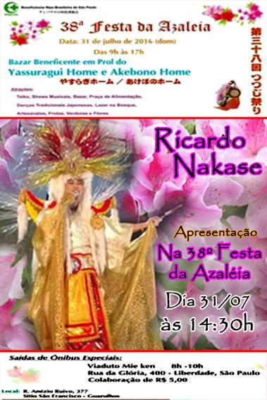 b8a135300a A 38ª Festa da Azaleia acontece no dia 31 de julho