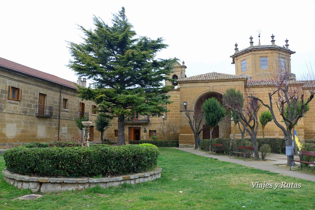 Basílica Nuestra.Señora de los Remedios, San Vicente de la Sonsierra