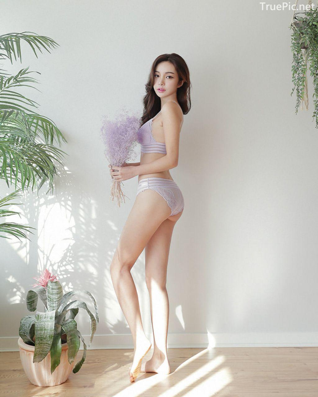 Jin Hee Korean Fashion Model - Love Me Lingerie Collection - TruePic.net - Picture 8