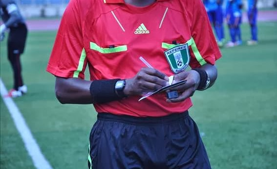 NFF retires referee Abiodun Alaba with immediate effect
