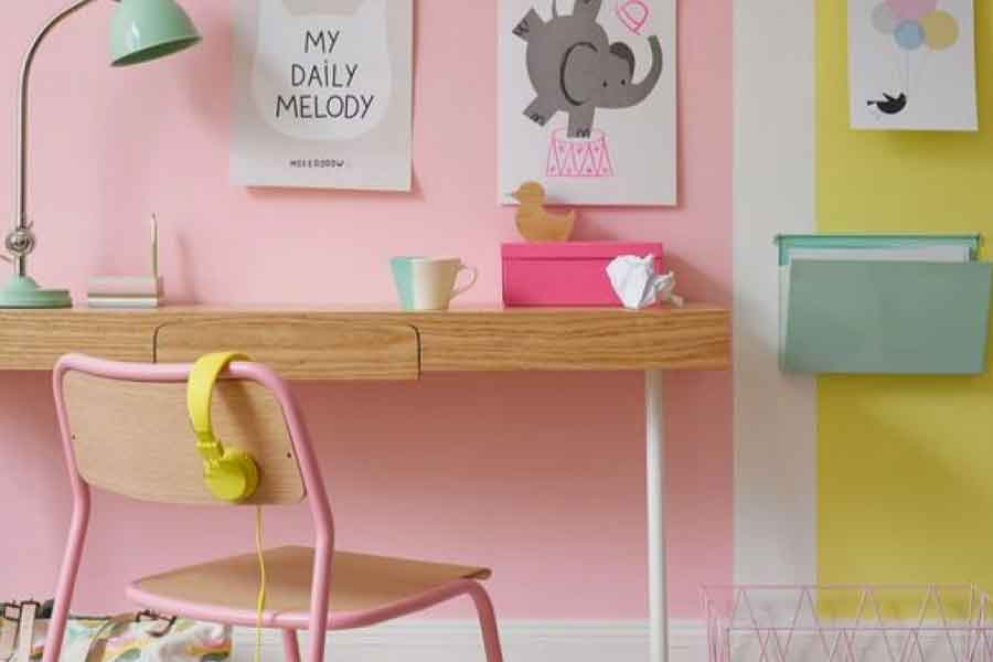 inspirasi ruang belajar anak yang nyaman
