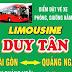 Xe Khách Duy Tân Limousine tuyến Sài Gòn - Quảng Ngãi