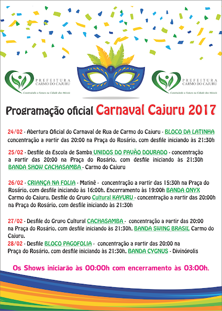 Cajuru Carnaval 2017