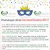 Programação oficial do Carnaval em Carmo do Cajuru