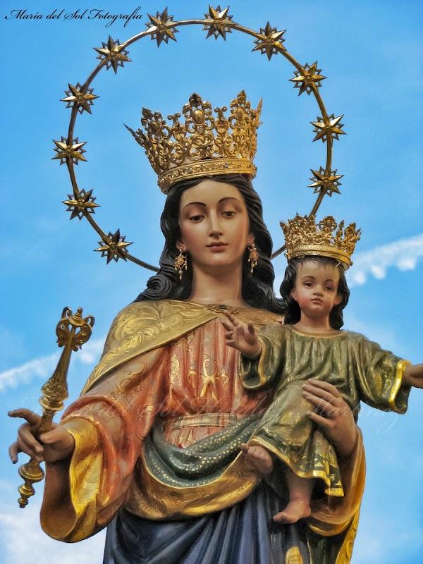 Suspendido los actos y Procesión de María Auxiliadora de Nervion en este 2020