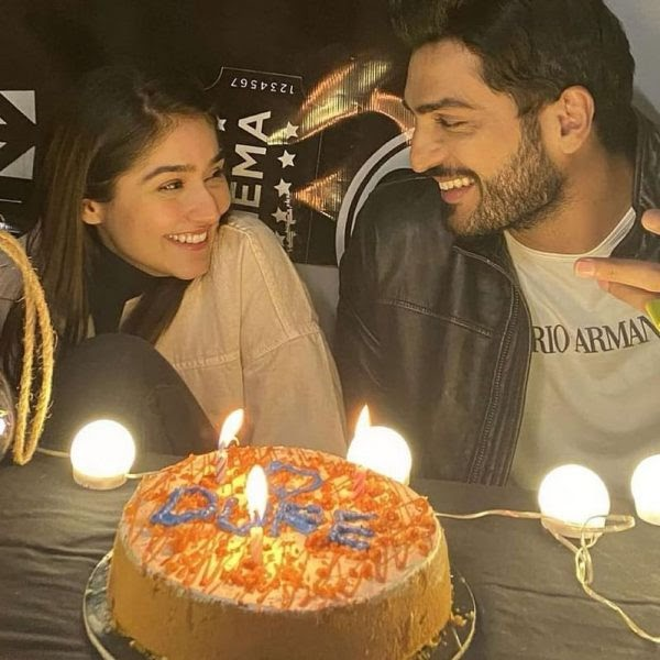 Dur-e-Fishan birthday Pictures