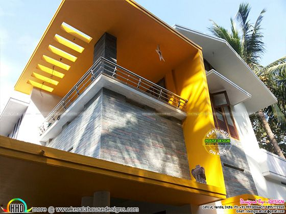 ₹10 lakhs cost renovated house
