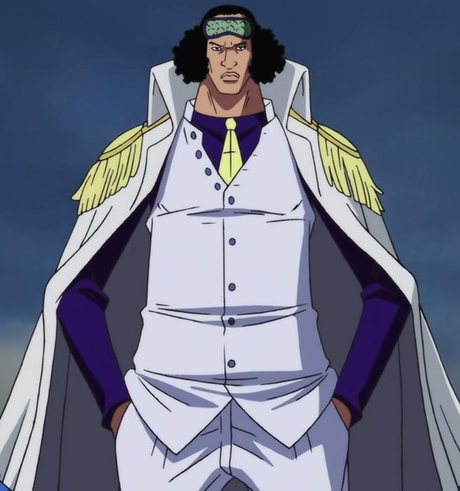 BlogDynamic Indonesia: One Piece : Profil Aokiji