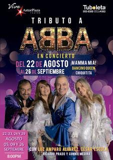 POZ2 ABBA por Super Troupers