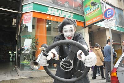 Mimo en local de Snappy Car Rental