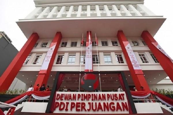 Takut Geledah DPP PDIP, KPK Tunduk pada Partai Penguasa