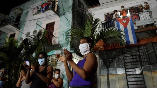 Cuba credits twu drugs slashes covid19 death tolls