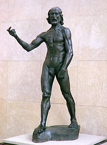 Wikipedia Saint John the Baptist Rodin