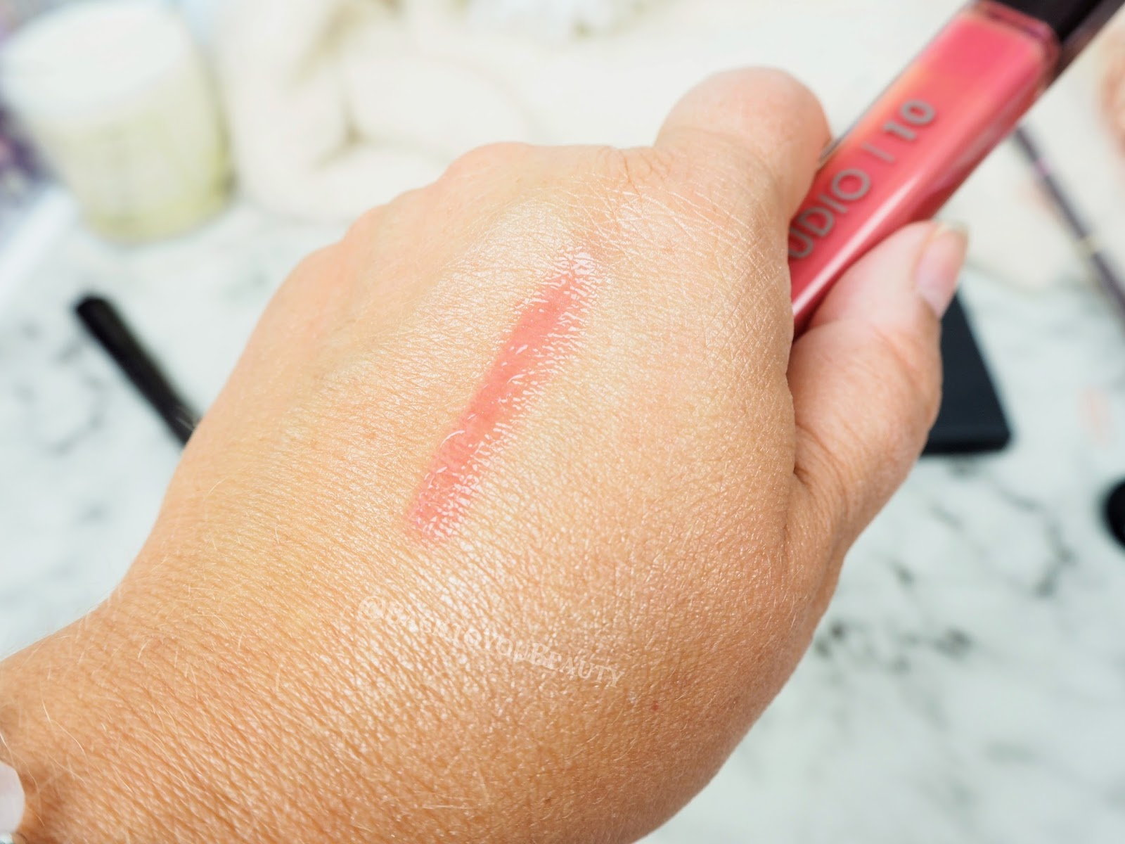 Studio 10 Plumping LipGloss in Rose