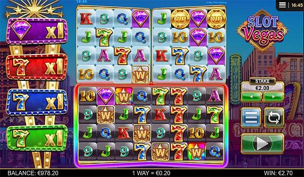 Main Gratis Slot Indonesia - Slot Vegas Megaquads (Big Time Gaming)