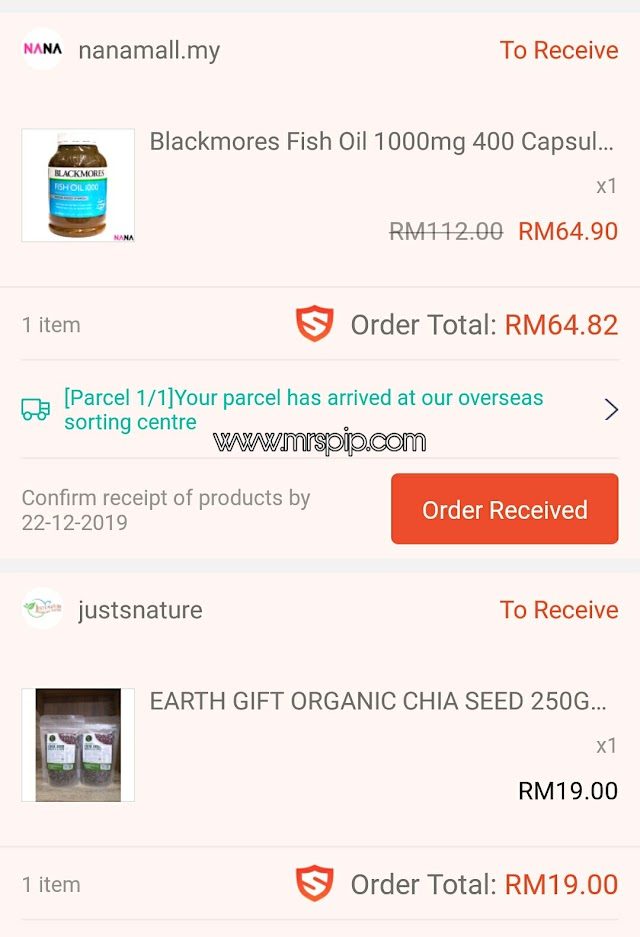Murah beli Fish Oil Omega 3 dan Lecithin di Shopee