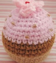 http://www.ravelry.com/patterns/library/crocheted-cupcake
