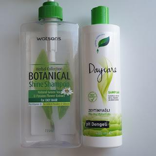 Yağlı Saçlar İçin Şampuan Önerileri