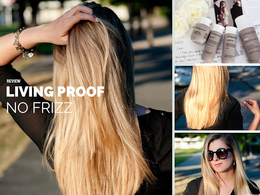 No Frizz Living Proof Review