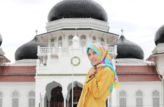 Mengunjungi Aceh 13 Tahun Pasca Tsunami