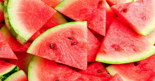 What percentage of the watermelon is water?