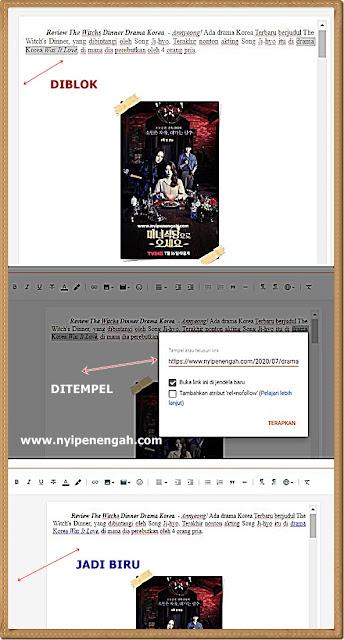 cara membuat link tautan cara membuat link berita tutorial cara membuat link tautan di blogger cara membuat link postingan cara menambahkan link pada tulisan cara membuat link blogger