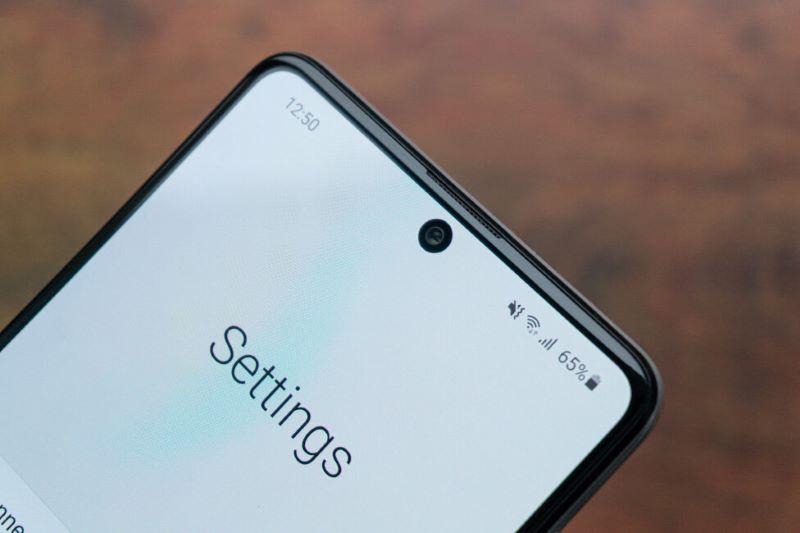 Layar Samsung Galaxy M51