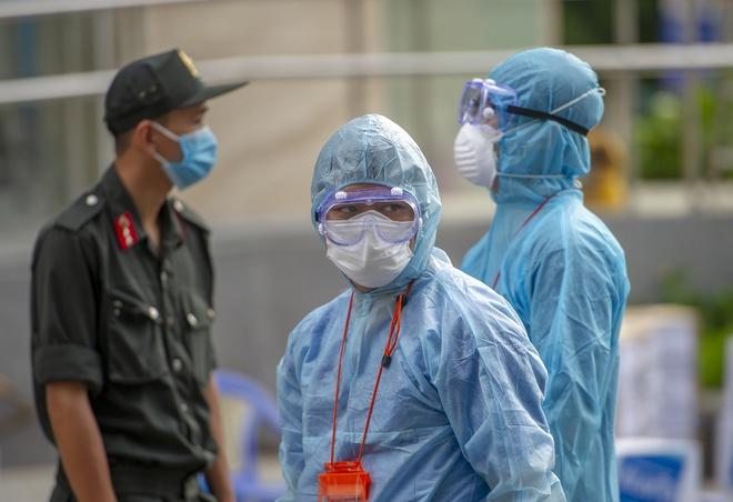 154 nhân viên CDC Quảng Nam tiếp xúc BN964 âm tính