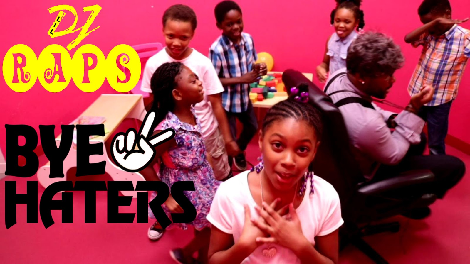 "MUSIC VIDEO: Lil DJ Raps - ""Bye Haters"" (Produced by Dandrell Scott)"