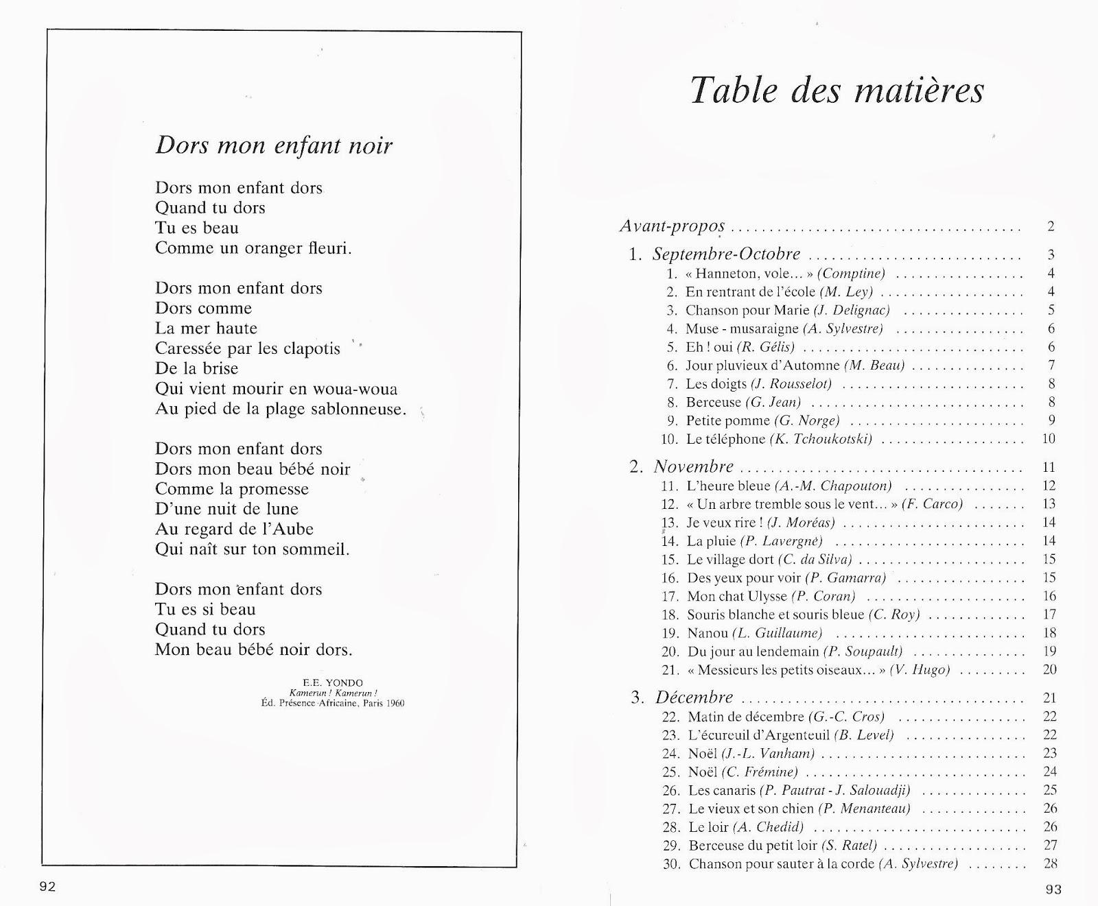 Gut gemocht Manuels anciens: Renault, Laurent, 100 poèmes pour les enfants de  EK09