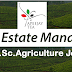 Deputy Manager Tea Estate Recruitment | B.Sc. Agriculture Job