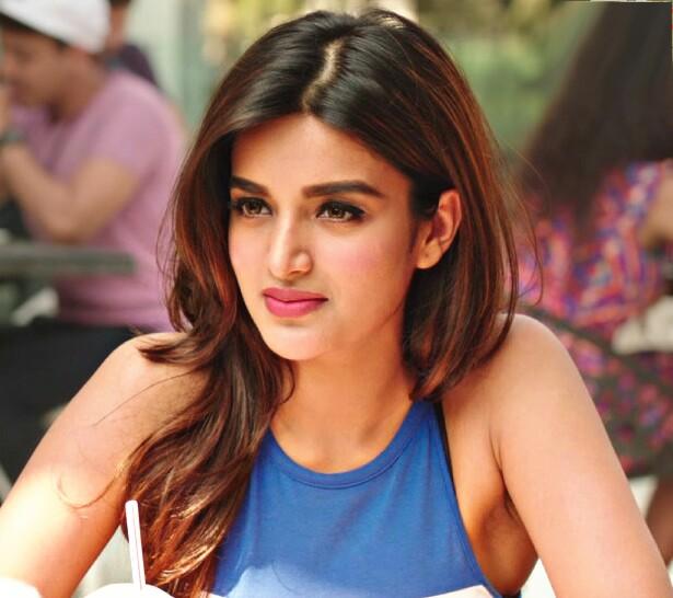 Nidhhi Agerwal Actress New Look HD Wallpapers And Hot Photos