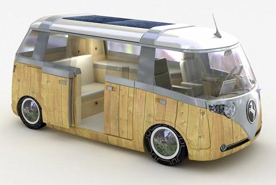 le camping car passe partout le combi volkswagen du futur. Black Bedroom Furniture Sets. Home Design Ideas