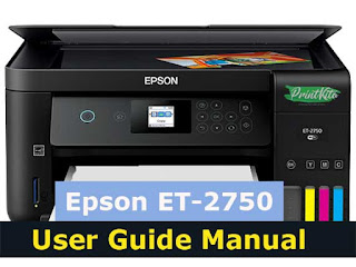 Epson ET-2750 User Guide PDF Download