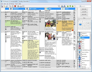 برنامج, مجانى, لمتابعة, وتشغيل, القنوات, الفضائية, المفتوحة, والمشفره, TV-Browser