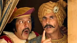 akshay kumar in film housefull 4