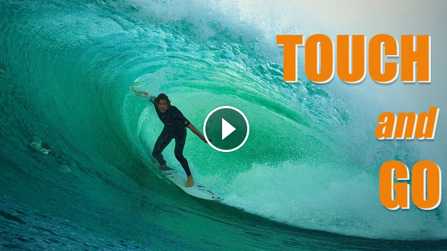 Touch and Go - Aussie Slab Unloads with dangerous consequences