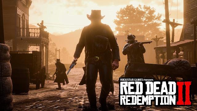 تسريب صورة تؤكد أن تفاصيل جديدة قادمة للعبة Red Dead Redemption 2 في الأيام المقبلة ، لنشاهد من هنا ..
