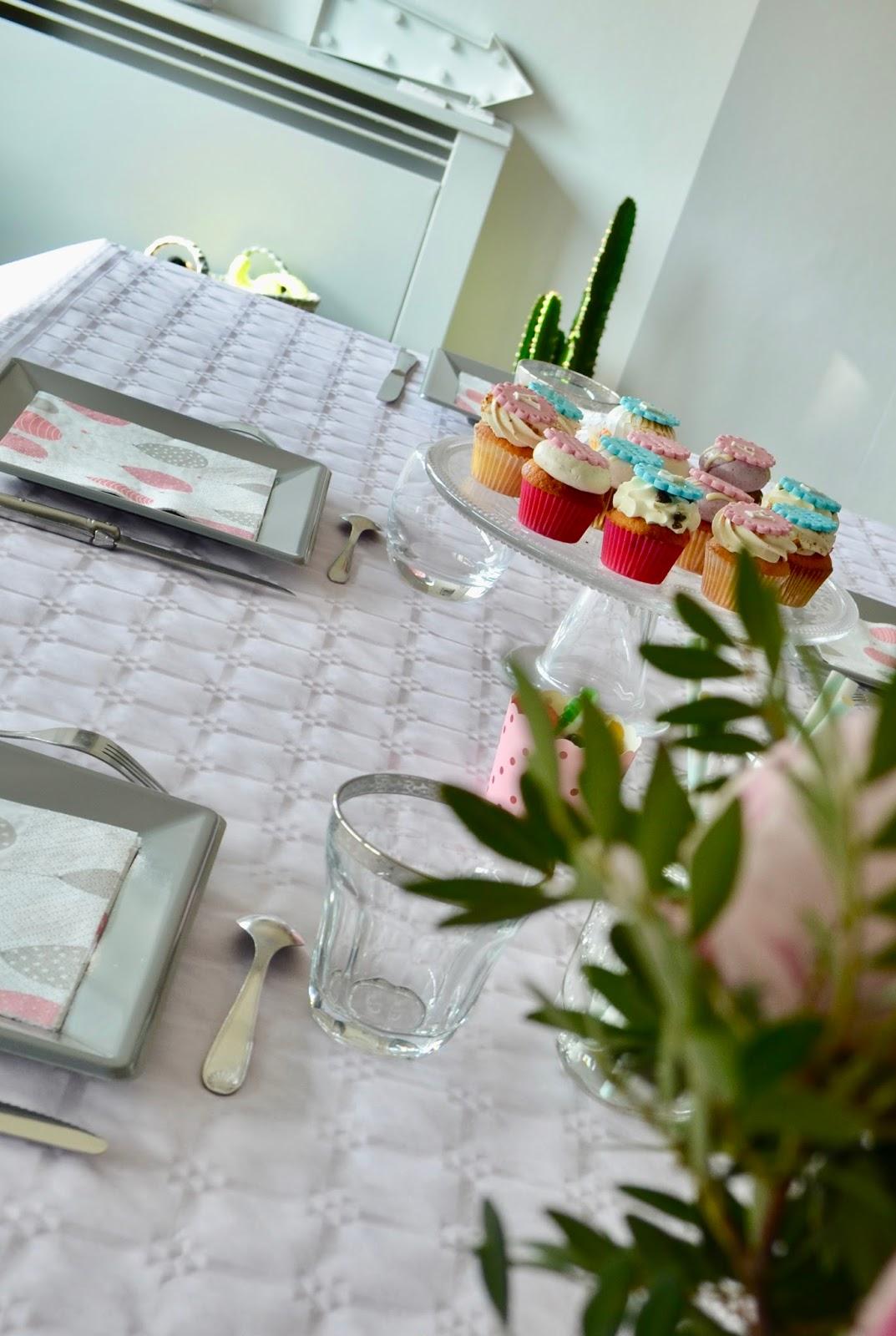 D coration de table d 39 anniversaire petit prix aury culaire for Decoration a petit prix