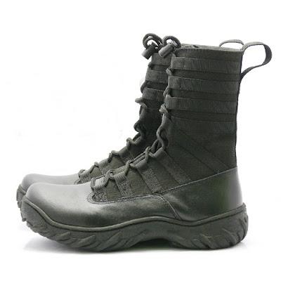 Sepatu PDL Ninja V2 Hitam