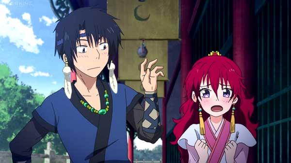 Akatsuki no yona - Rekomendasi anime shoujo terbaik dan populer