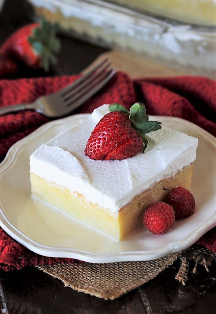 40+ Food & Drink Recipes for Cinco de Mayo Fun - Tres Leches Cake Image