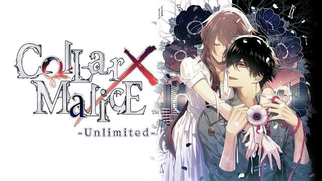 Collar x Malice -Unlimited- (Switch): página da eShop indica lançamento em 13 de agosto