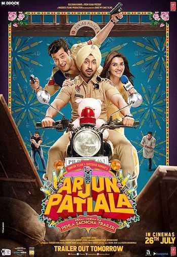 Arjun Patiala 2019 Full Movie Download Bolly4ufree.in