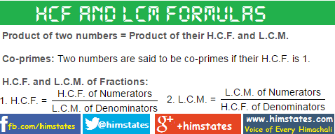 hcf-and-lcm-formulas