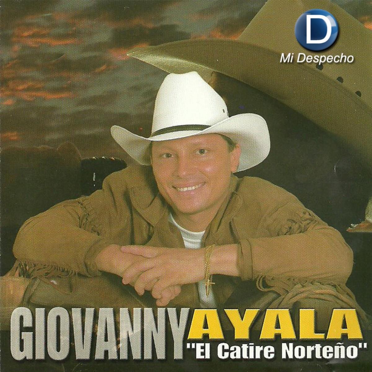Giovanny Ayala El Catire Norteño Frontal